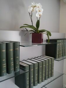 réalisation d'une bibliothèque