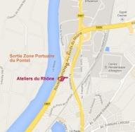 Ateliers du Rhône google