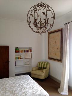 décoration d'une habitation à lourmarin